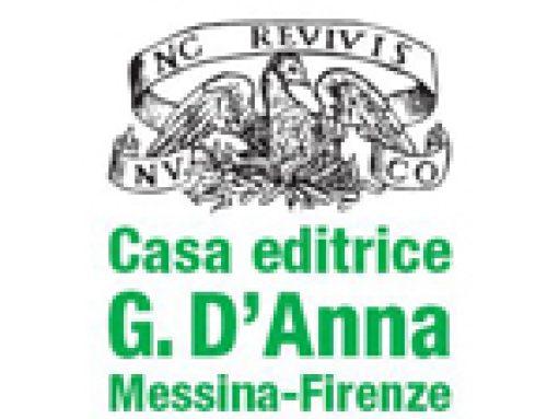 Casa Editrice G. D'Anna: dal 1926 editoria scolastica di Qualità