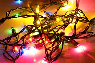 Immagini Luminose Natale.Rischio Di Incendio O Di Shock Elettrico Siate Prudenti Nel