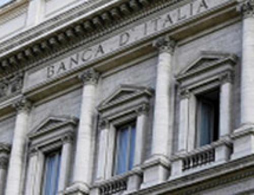 CERTIFICAZIONE UNI  ISO 9001:2015 PER IL SERVIZIO ACQUISTI CENTRALIZZATO DI BANCA D'ITALIA