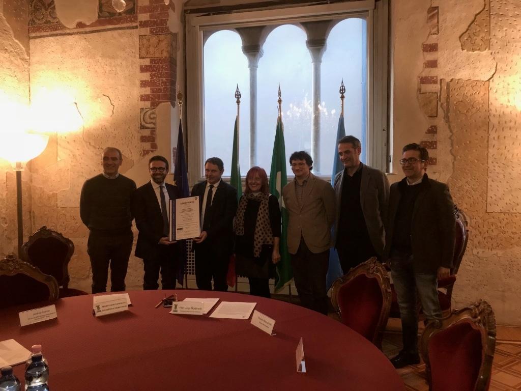 TUV SUD Brescia Certificazione