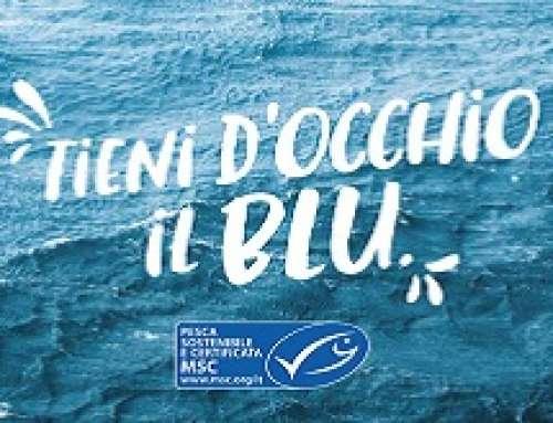 #TIENIDOCCHIOILBLU: IL FUTURO DEGLI OCEANI DIPENDE DA NOI