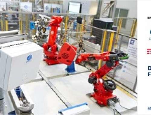 ERICSSON, TIM E COMAU ABILITANO LA FABBRICA DEL FUTURO ATTRAVERSO IL 5G, LA ROBOTICA E IL MACHINE LEARNING