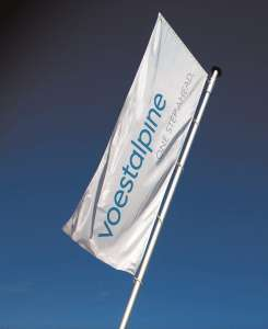 voestalpine flag magazine qualità