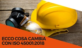 ISO 45001 2018 Magazine Qualità
