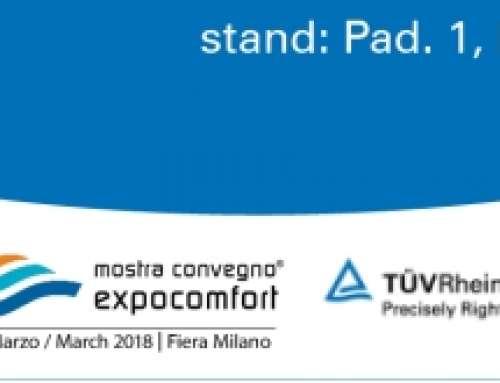 TÜV RHEINLAND ITALIA A MCE 2018