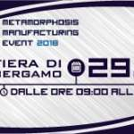 Metamorphosis Manufacturing Event 2018 magazine qualità