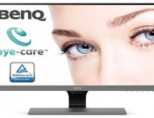 I monitor BenQ Eye-Care ricevono la certificazione TÜV Rheinland