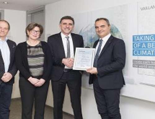 TÜV RHEINLAND ITALIA CERTIFICA VAILLANT GROUP