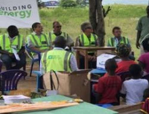 Inaugurato l'impianto fotovoltaico del Consolato Italiano a Cape Town