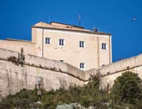 Formento Restauri dona nuova vita al Forte di San Giovanni (Finalborgo)