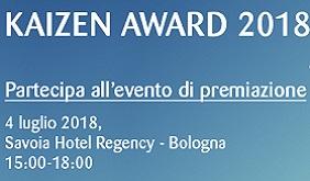 kaizen award 2018 magazine qualità 282