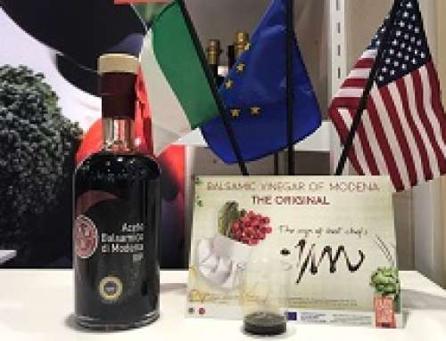 ACETO BALSAMICO DI MODENA IGP PROTAGONISTA AL 64 ° SUMMER FANCY FOOD SHOW DI NEW YORK CITY