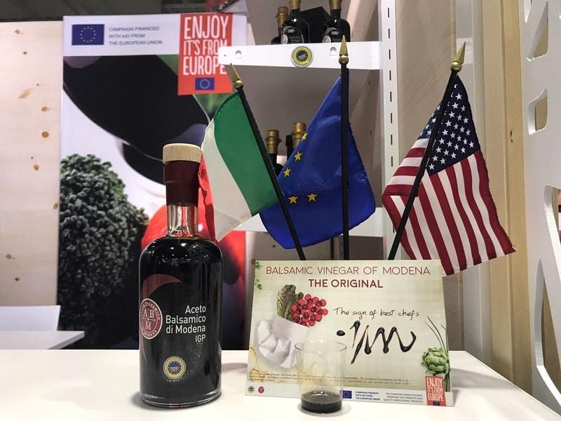 L'Aceto Balsamico di Modena IGP al Fancy Food Show 2017 su Magazine Qualità