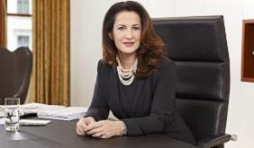 Ministro di Stato per l'Alimentazione, Agricoltura e Foreste della Baviera, l'On. Michaela Kaniber