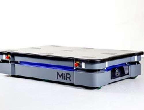 MiR presenta un robot mobile ancora più grande e più potente
