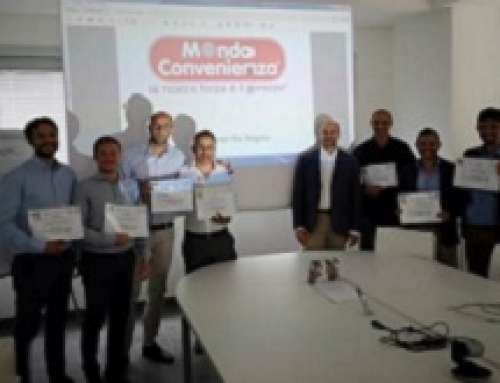 GALGANO & ASSOCIATI CONSULTING CERTIFICA OTTO GREEN BELT IN MONDO CONVENIENZA