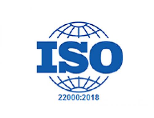 PUBBLICATA LA NUOVA NORMA ISO 22000:2018. LE NOVITÀ DELLA REVISIONE