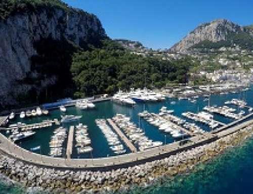 """Porto Marina di Capri: certificazione """"MaRina Excellence"""""""