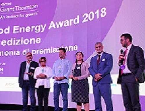 BERNONI GRANT THORNTON: GOOD ENERGY AWARD 2018, ANNUNCIATE LE AZIENDE VINCITRICI DEL PREMIO PER LA SOSTENIBILITÀ ENERGETICA