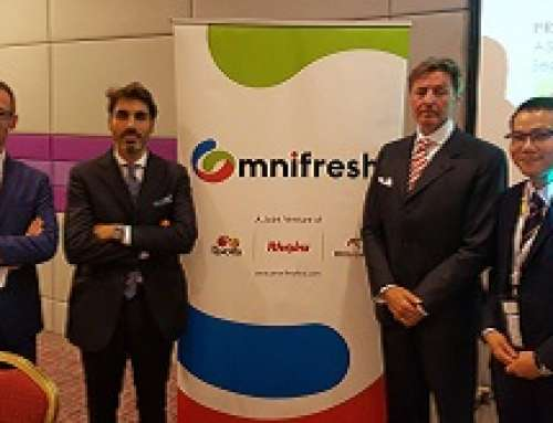"""OMNIFRESH™"": LA JOINT VENTURE DI RIVOIRA, RK GROWERS E VI.P VAL VENOSTA"