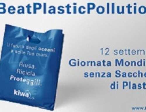 GIORNATA MONDIALE SENZA SACCHETTI DI PLASTICA – #PLASTICBAGFREEDAY
