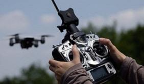 drone su magazine qualità