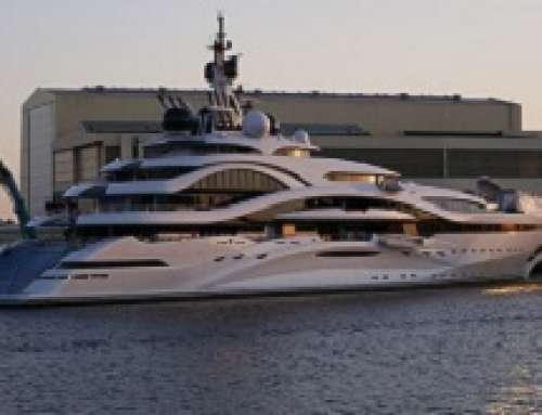 CEPAS con il team di yacht specialists di Bureau Veritas  lancia la certificazione delle competenze  per il refitting dei grandi yacht