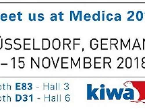 Kiwa presente a MEDICA – Forum Mondiale per la Medicina