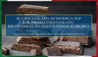 cioccolato di modica su magazine qualità