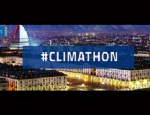 CLIMATHON 2018, TORINO PREMIA L'ALBERO URBANO CHE RACCOGLIE L'ACQUA E RIPARA DAL SOLE