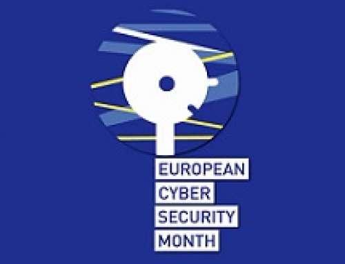 OTTOBRE È IL MESE EUROPEO DELLA CYBER SECURITY