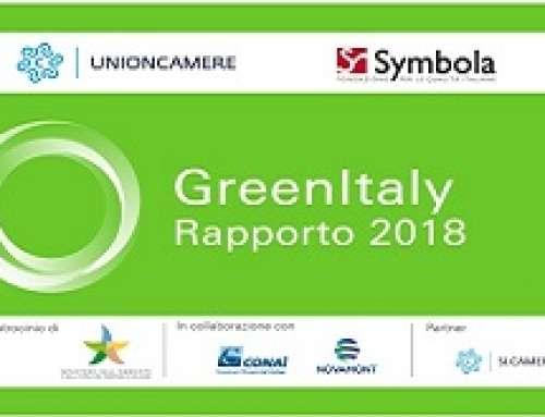 PRESENTAZIONE RAPPORTO GREENITALY 2018 DI SYMBOLA E UNIONCAMERE