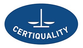 logo certiquality su magazine qualità