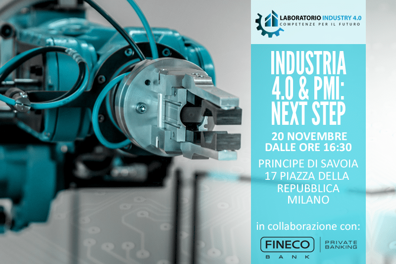 evento laboratorio industry 4.0