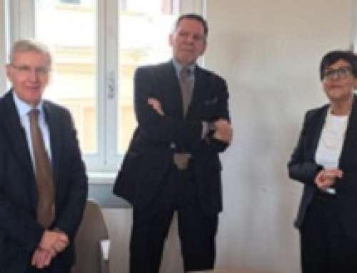 ACCREDIA, UNI E ITACA FIRMANO PROTOCOLLO D'INTESA PER LA FORMAZIONE DELLE STAZIONI APPALTANTI