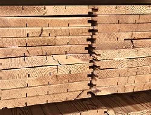 Mercato del legno: le aziende italiane prime in europa a poter marcare CE il perlinato ad uso strutturale grazie al via libera dell'UE