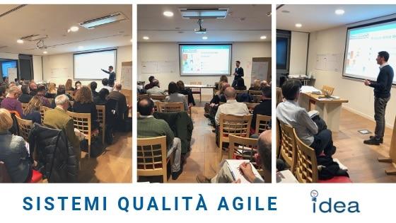 Kiwa Idea metodologia AGILE su Magazine Qualità