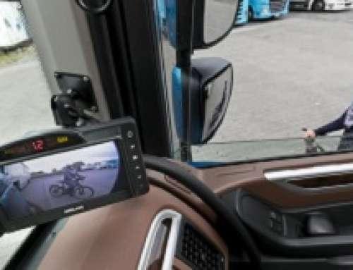 "TÜV Rheinland – I ""turning assistant"" per camion salvano vite umane"