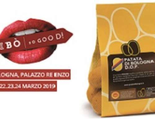 "La Patata di Bologna D.O.P. a ""CIBÒ SO GOOD"""