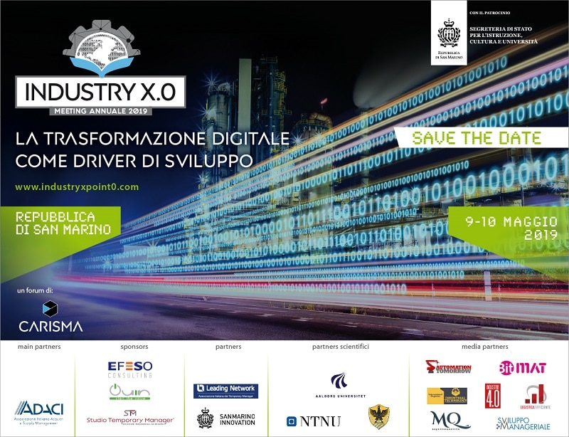 Industry x.0 su magazine qualità 2