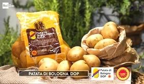 Patata-di-Bologna-DOP-Rai2 su magazine qualità