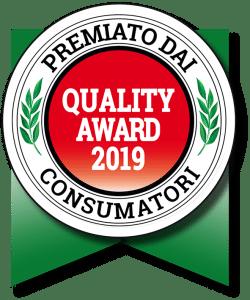 QUALITY AWARD 2019 su Magazine Qualità