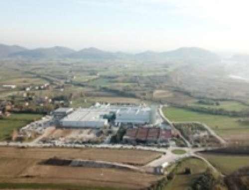 Roncadin: 600 tonnellate di CO2 in meno ogni annograzie a nuovi impianti ecosostenibili