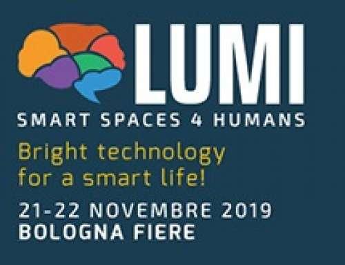 LUMI EXPO 2019: TECNOLOGIE E SOLUZIONI CHE PERSONALIZZANO L'AMBIENTE COSTRUITO