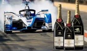 Moët & Chandon e la Formula E