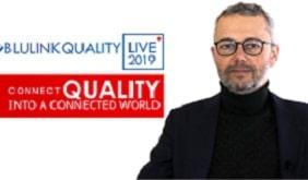 blulink quality Live 2019 su magazine qualità