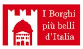 """Club """"I borghi più belli d'Italia"""" su magazine qualità logo"""