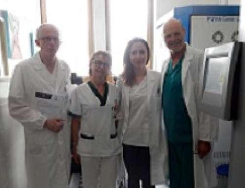 """ISO 9001:2015 al""""Centro psoriasi"""" del San Donato di Arezzo con Bureau Veritas"""