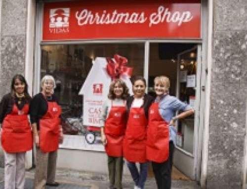 Magazine Qualità aderisce a Vidas Christmas Shop!
