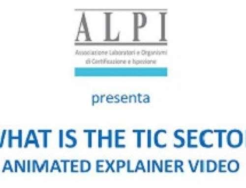 COS'È IL SETTORE TIC – TESTING, INSPECTION AND CERTIFICATION? IL VIDEO ESPLICATIVO DI ALPI ASSOCIAZIONE